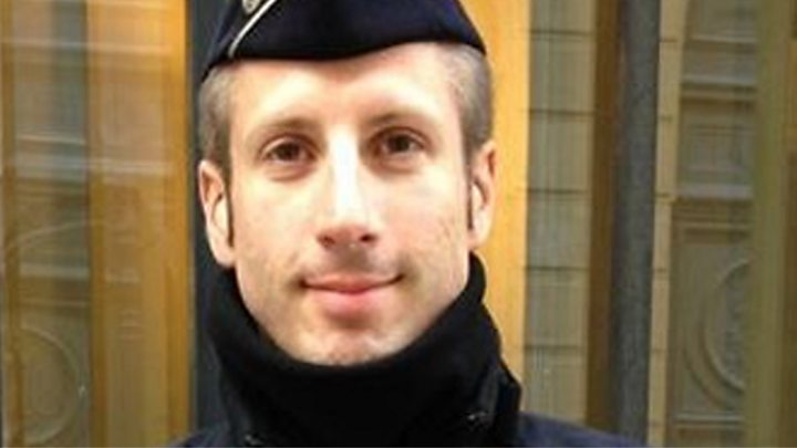 Partner Of Gay Cop Slain In Paris Terrorist Attack Marries Him Posthumously