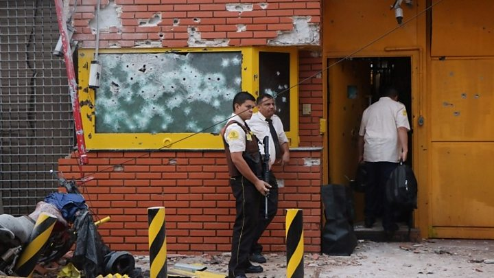 Image result for paraguay robbery