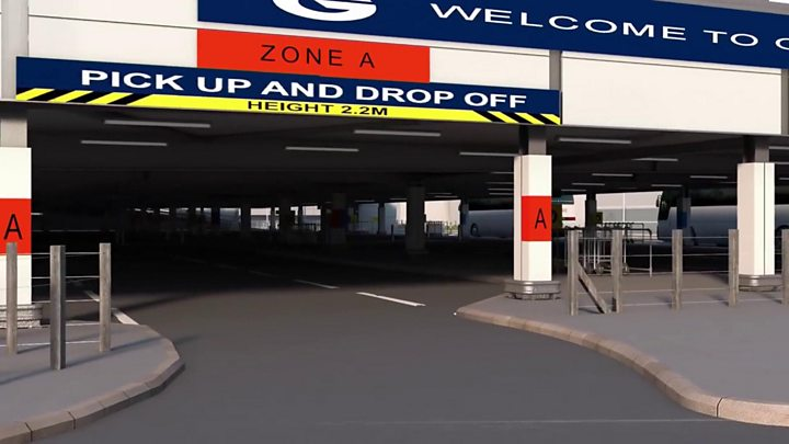 Glasgow Airport Drop-off Charge Comes Into Force