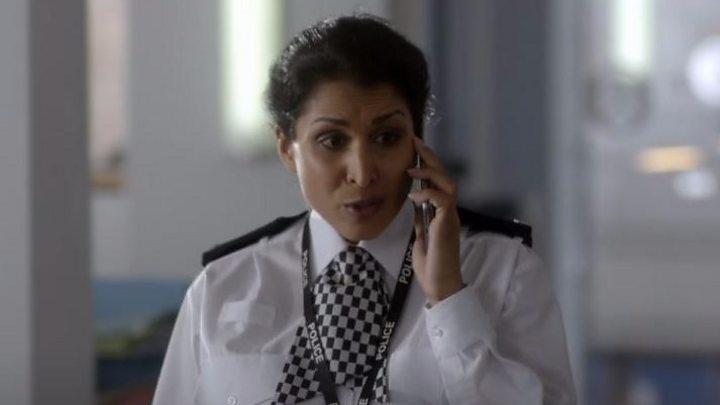 Maya Sondhi on Line of Duty