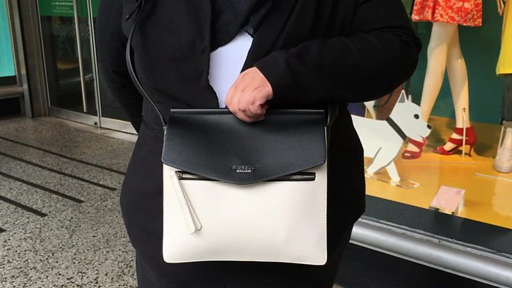 1646d480df57 Can t find the right handbag  Just design it yourself - BBC News