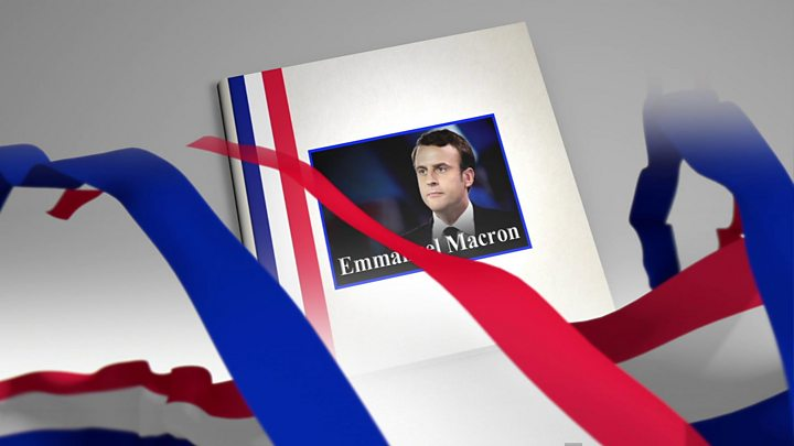 Media captionEmmanuel Macron's unconventional route to political stardom in France.
