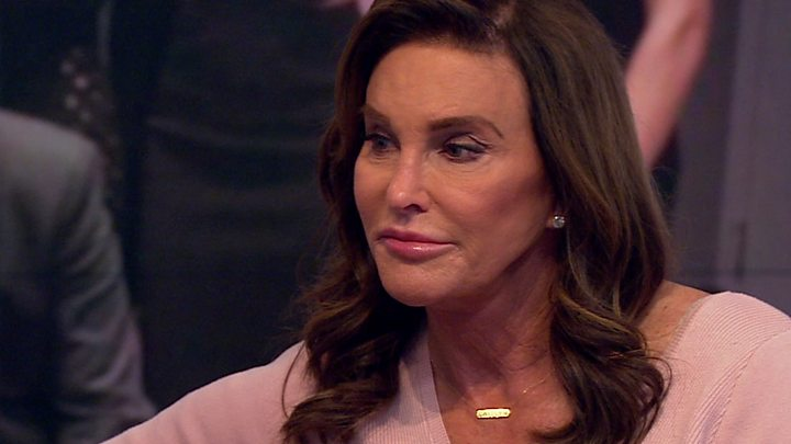 Caitlyn Jenner Won't Say What Gender She Desires