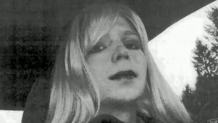 Chelsea Manning released after seven years from military prison