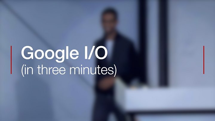 The five big announcements from Google I/O