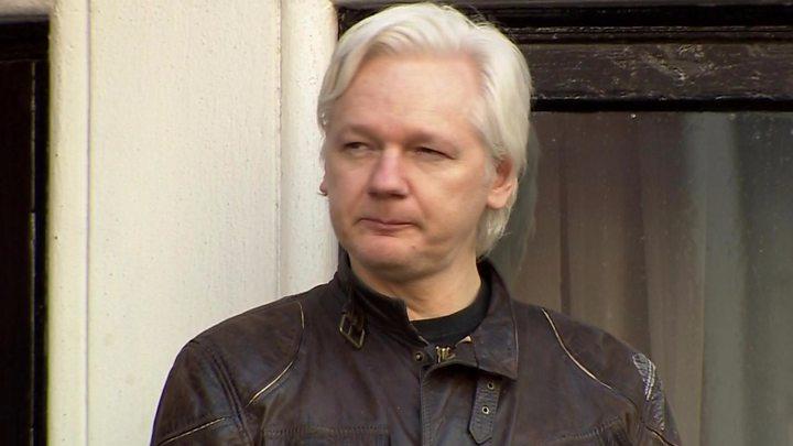 Julian Assange defiant as Sweden drops rape investigation
