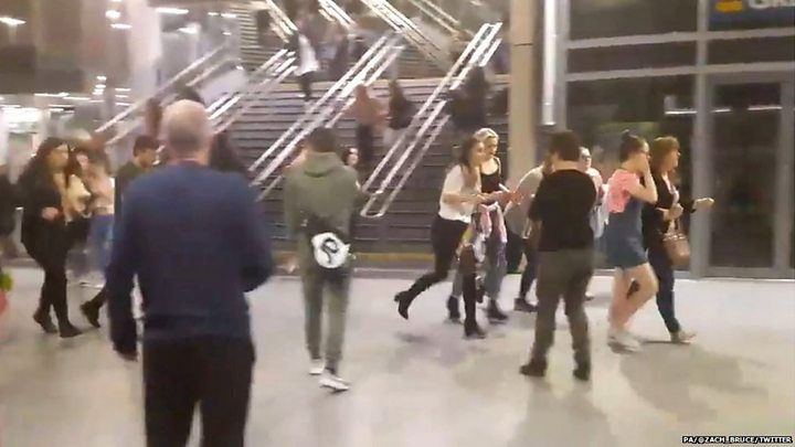 Manchester Arena attack: Eyewitnesses describe blast horror