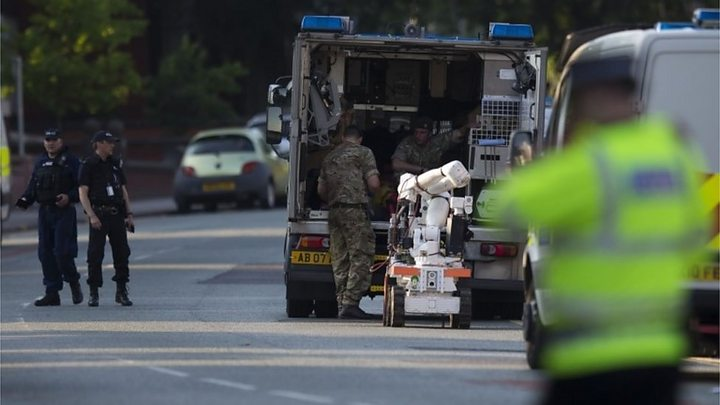 Manchester attack: Trump condemns media leaks