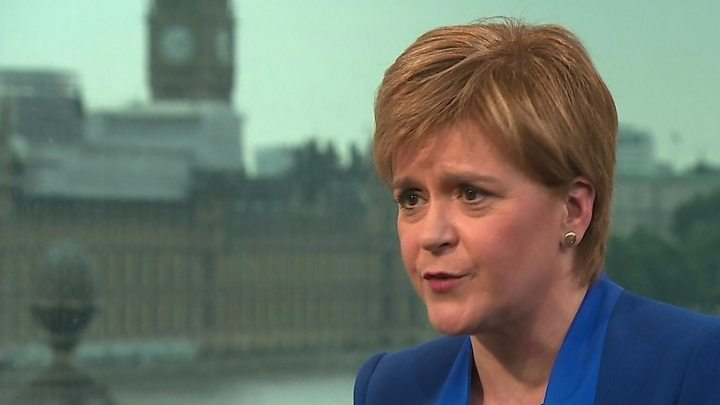 General choosing 2017: SNP 'would pursue on-going policies'