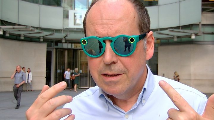 90fa74ad6ce Snapchat loses  40m on flop Spectacles - BBC News