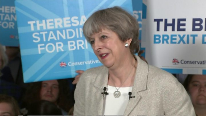 Image result for Theresa May: Tory tax plans have not changed