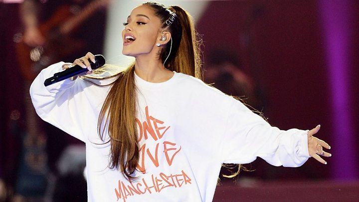 553007f0 One Love Manchester: Joy shines through pain at benefit concert ...