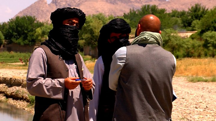 Taliban territory: Life in Afghanistan under the militants
