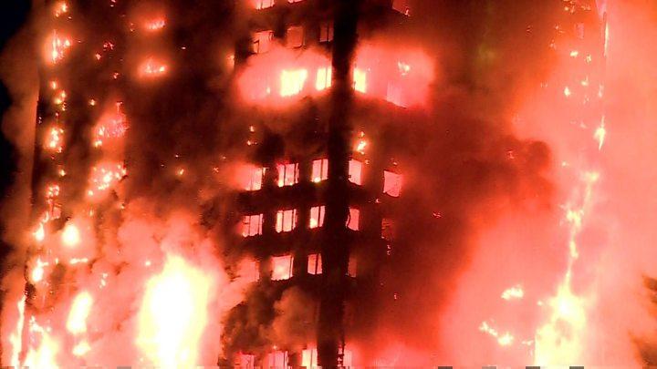 Мер Лондона заявив, щокривава пожежа убагатоповерхівці стала наслідком років недбалості