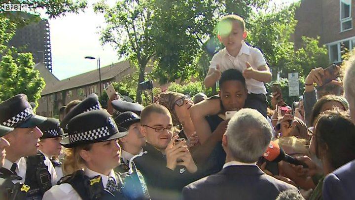 Les terribles dernières paroles d'une victime — Incendie de Londres