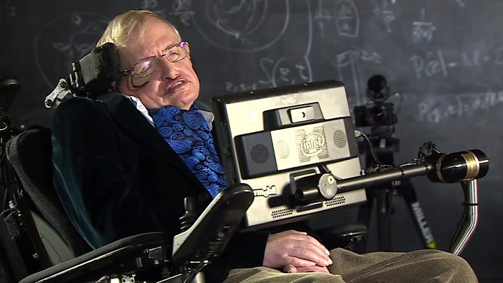 Stephen Hawking criticizes Trump's environment agenda