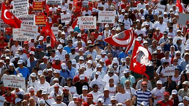 Turkey police arrest rights activists