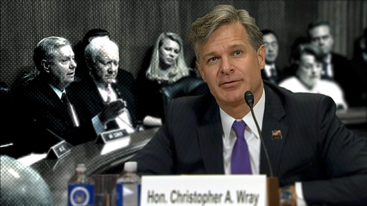 Image result for photos of christopher wray