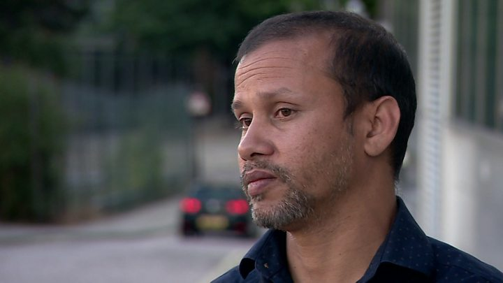 London acid attacks: It felt like fire, says victim