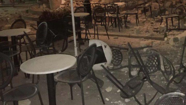 Greece-Turkey earthquake: Two killed on island of Kos