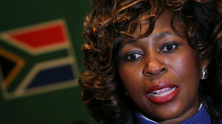 Makhosi Khoza received death threats after criticising President Jacob Zuma