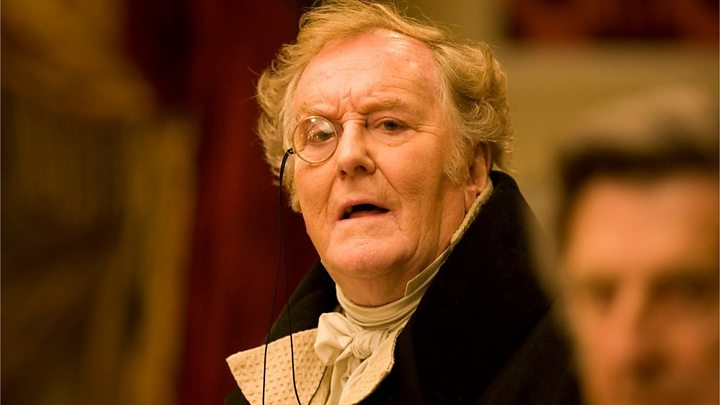 Robert Hardy: Harry Potter and All Creatures Great and Small