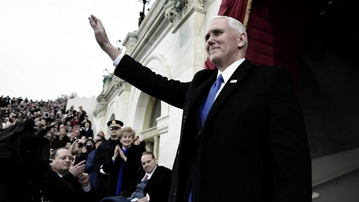 What does Mike Pence believe?