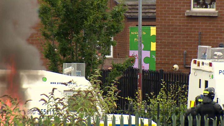 Belfast disorder: Extra PSNI patrols deployed