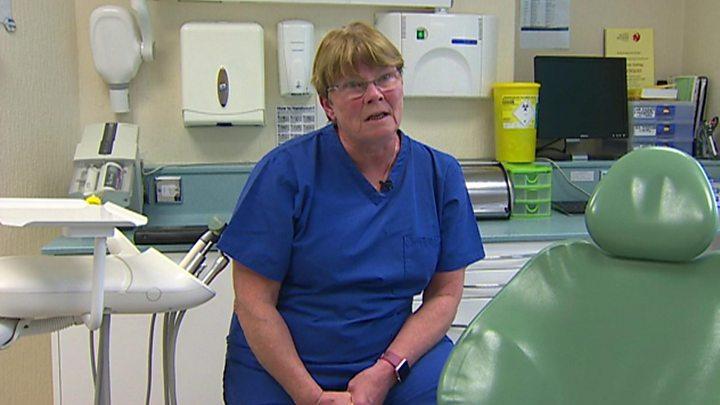 3e92b7e3445 Row over £1.3m 10,000 new NHS dental places funding - BBC News