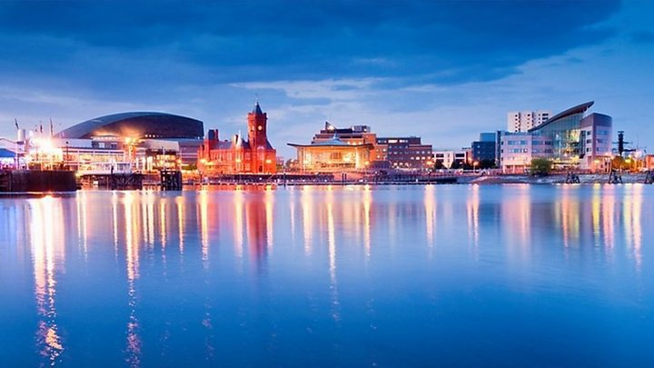 Image result for cardiff bay