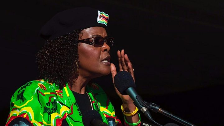 No sign of Zimbabwe's Grace Mugabe in South Africa court