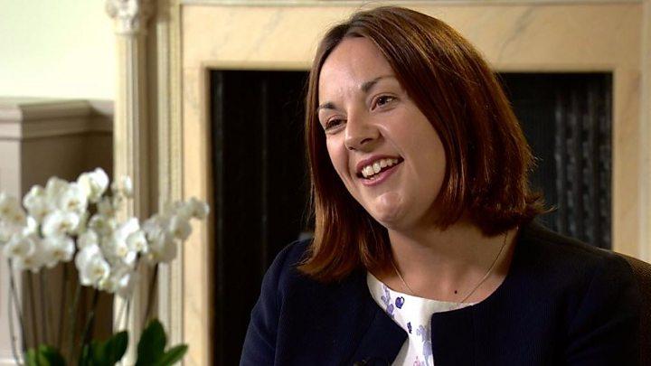 Kezia Dugdale quits as Scottish Labour leader
