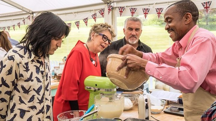 How would you rate Channel 4's Great British Bake Off?