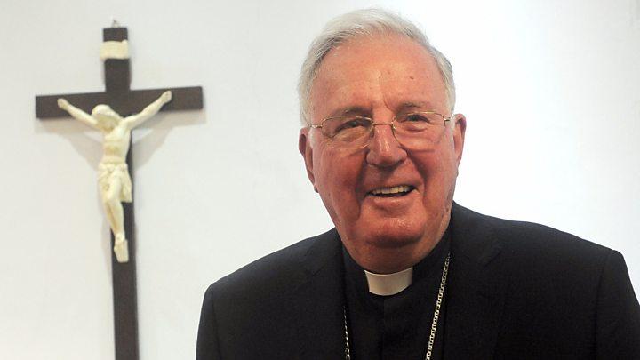 Cardinal Cormac Murphy-O'Connor dies at 85