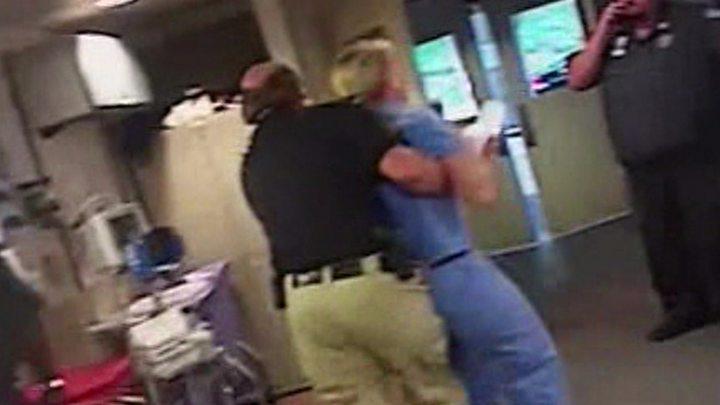 Utah blood nurse arrest 'violated police codes', says report