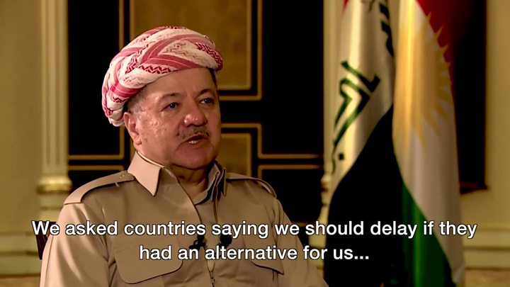 Baghdad Not to Recognize Result of Kurdish Independence Vote: Spokesman