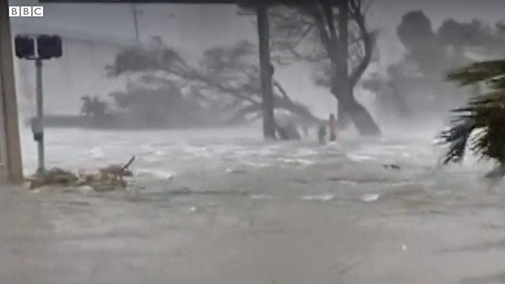 """Флорида начинает восстанавливаться после урагана """"Ирма"""""""