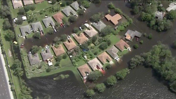Hurricane Irma Quarter Of Florida Keys Homes Destroyed