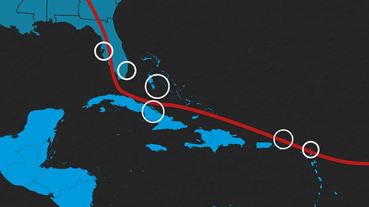 Jose, Katia And Irma: 3 Hurricanes Now Formed In Atlantic