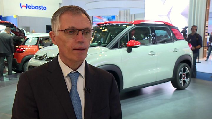 Vauxhall: Union calls for support to protect jobs