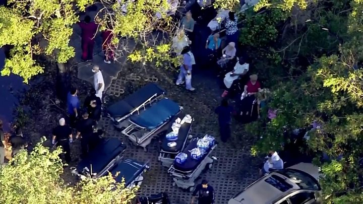 Eight dead at Florida nursing home, governor pledges full investigation