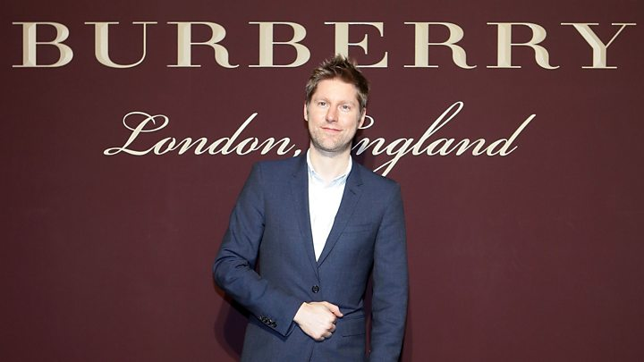 Burberry ceo christopher bailey