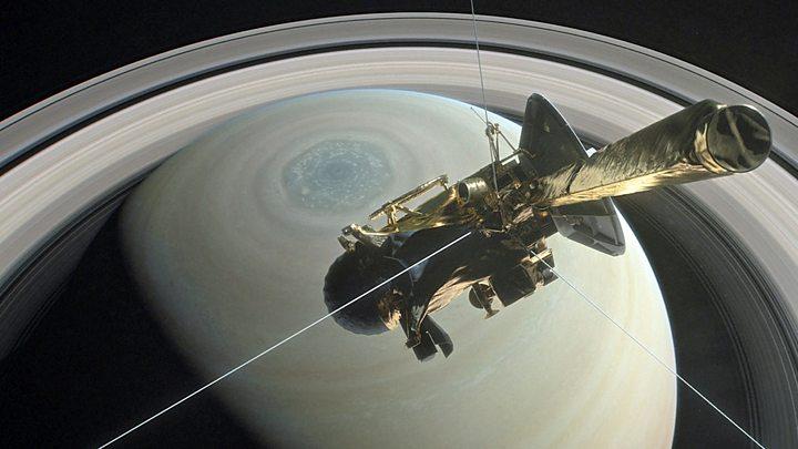La sonda espacial Cassini se destruye en la atmósfera de Saturno: cuáles fueron sus descubrimientos más asombrosos