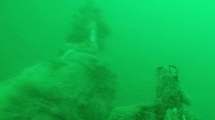 Divers find World War One German sub