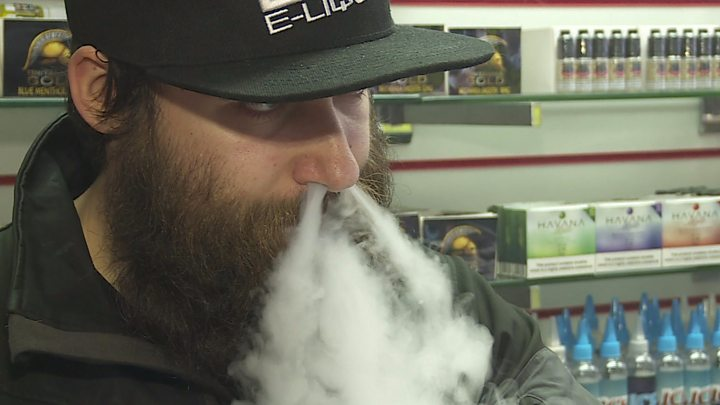 Man killed when vaping pen explodes, sending pieces into his skull