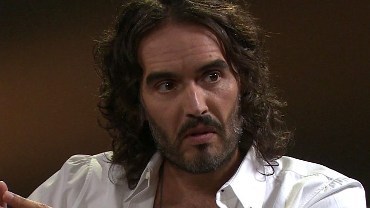 Russell Brand: We're all on the spectrum