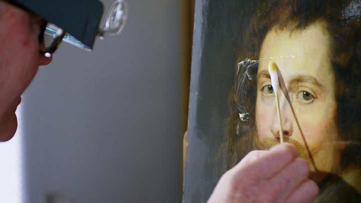 Missing Rubens Portrait Discovered in Glasgow