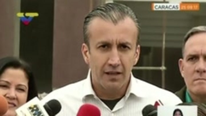 Us Travel Ban Is Psychological Terrorism Venezuela Bbc