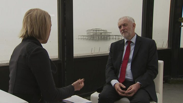 Jeremy Corbyn: Labour on the threshold of power