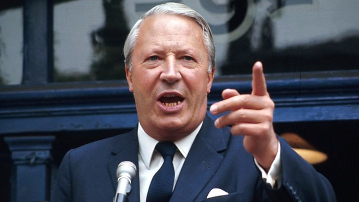 Who is Edward Heath, was he married and when did he die?""